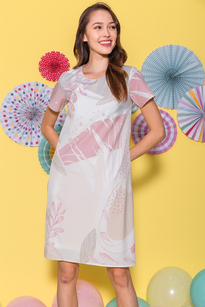 Mystical Garden Dress (Winter Solstice)